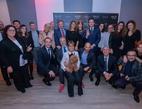 Natale 2019 con il management di Socialbroker presso Melia Hotel